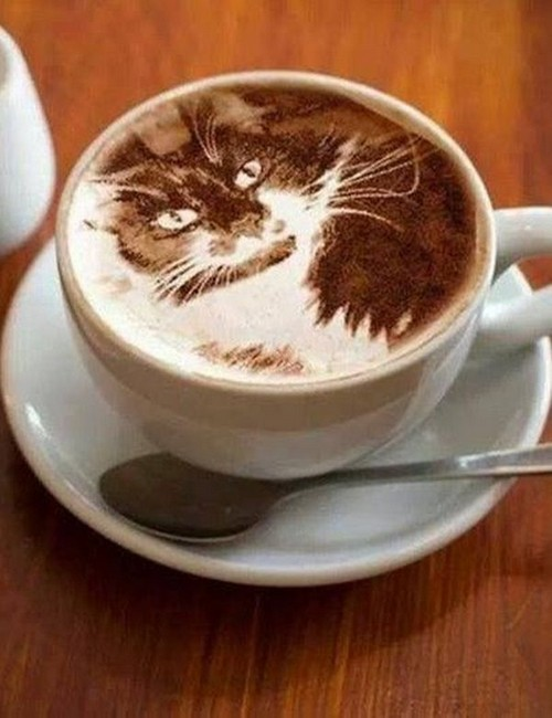 Beautiful-Coffee-Art