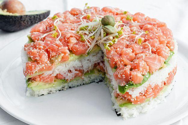 The-Sushi-Cake