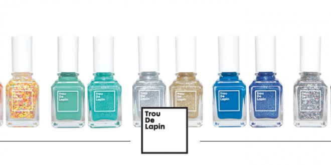 Top OH MY PLANET ! คอลเลกชั่นยาทาเล็บสีสันสดใสจาก Trou De Lapin  RB11