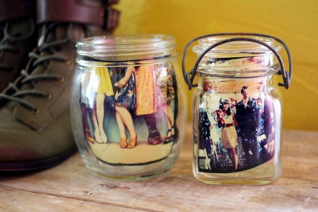 mason-jar-photo-frames