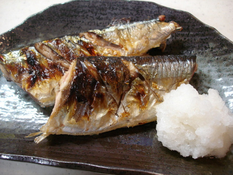 sanma-grilled