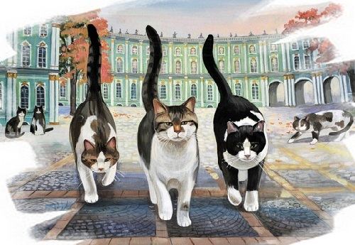 Cats-of-State-Hermitage-St.-Petersburg-16