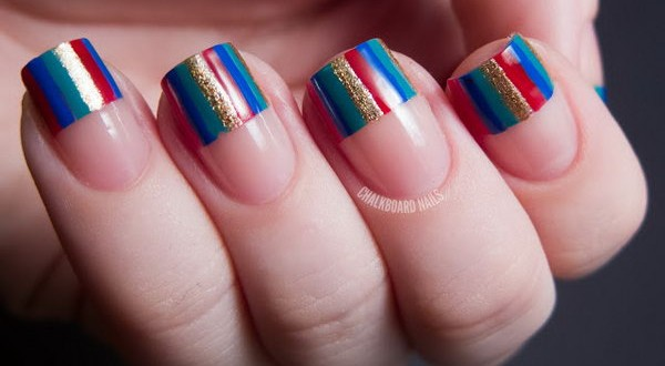 18-french-tip-nail-designs