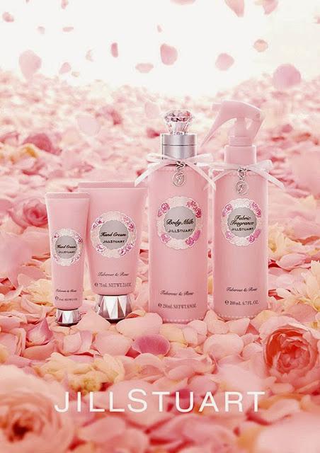Jill-Stuart-Tuberose-Rose-Collection-New