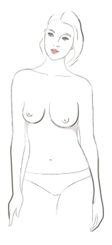 breast_shape-dark-asymmetric