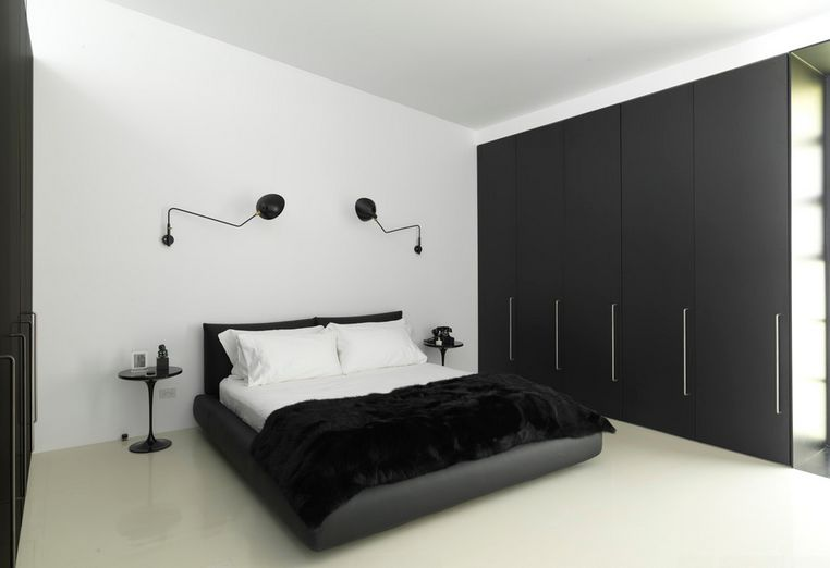 warehouse-black-and-white-bedroom