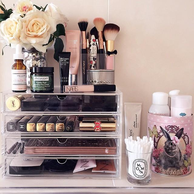 30 - Rangement maquillage acrylique pas cher ...