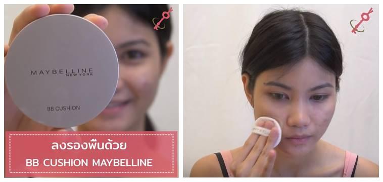 monochrome makeup1