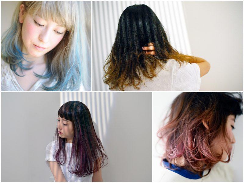 Gradation Hair Styles 2