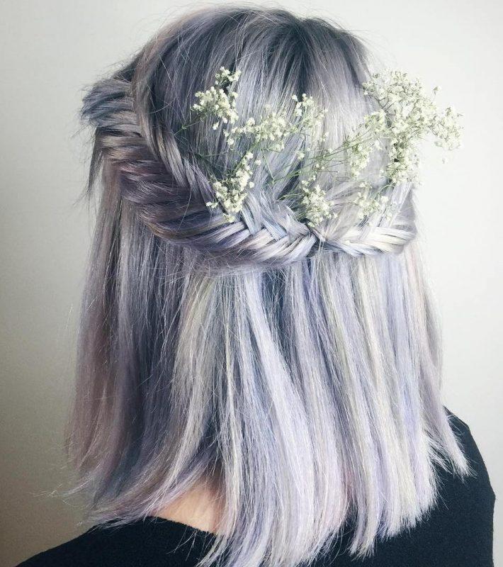 2-pastel-purple-half-updo-with-fishtails