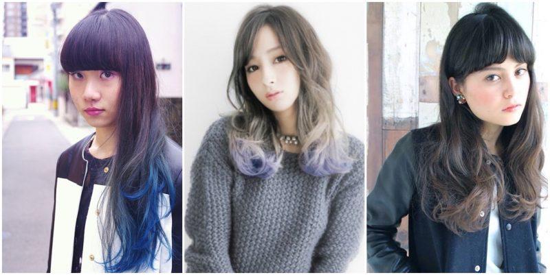 Gradation Hair Styles 4
