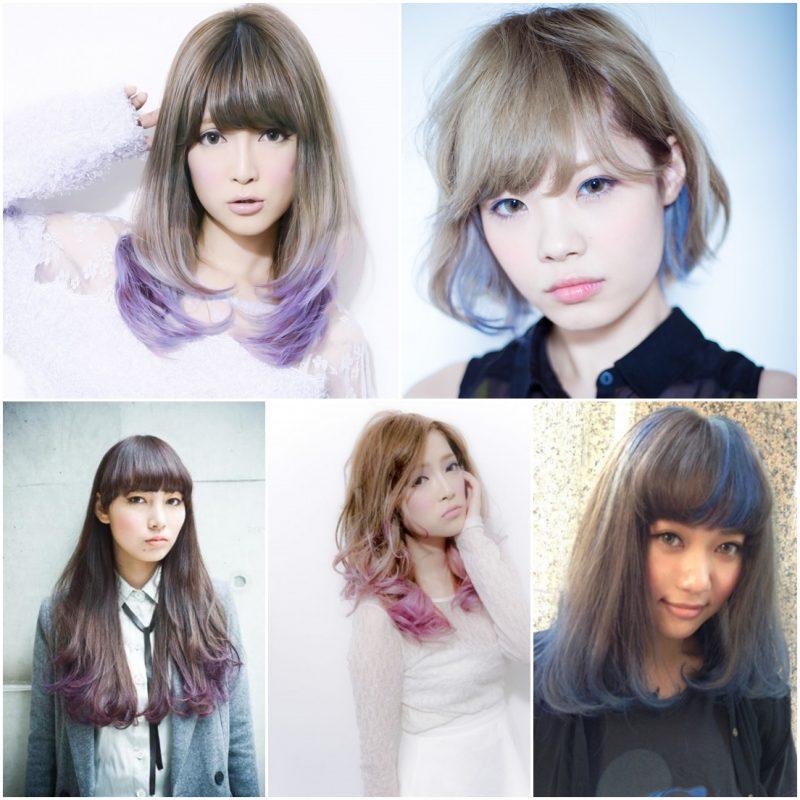 Gradation Hair Styles 5