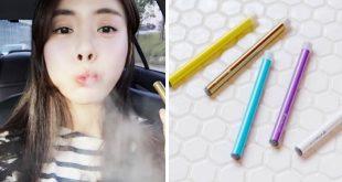 """วิตามินแบบแท่ง""""vitastik"""" เทรนด์สุดฮิตในเกาหลี แค่สูบก็สวยได้ !!!"""