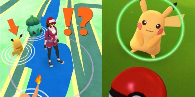 เคลดลบ วธจบใหได Pikachu ปกาจ ในเกมส Pokemon Go