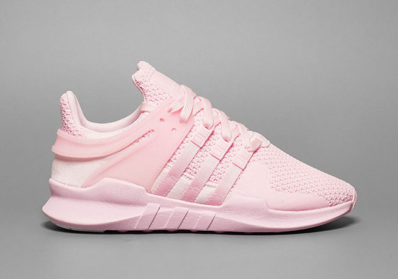 Adidas เปิดตัว EQT SUPPORT ADV สีหวาน Triple Pink