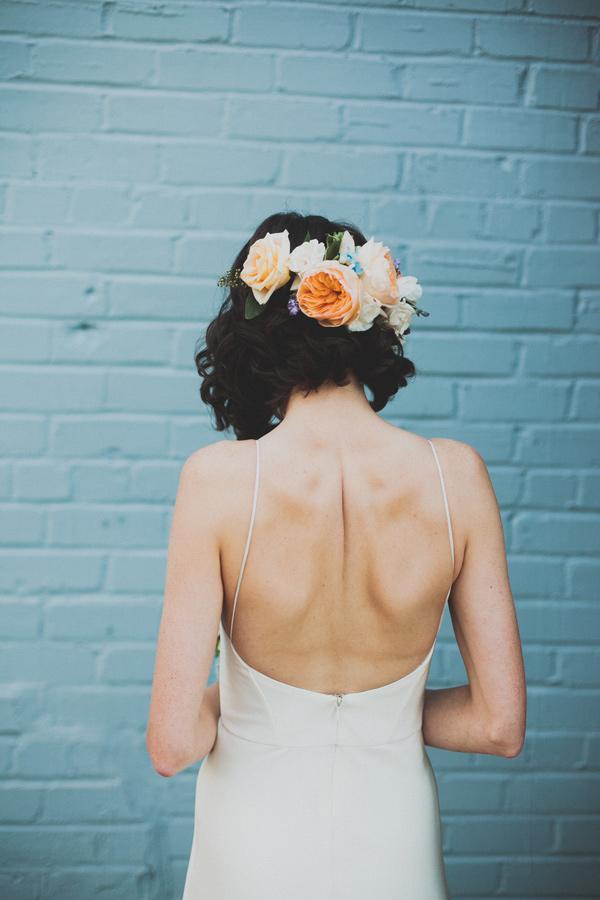 Ruffled - photo by http://www.chazcruz.com/ - http://ruffledblog.com/modern-brooklyn-wedding/