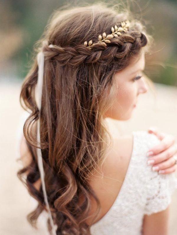 romantic-Boho-bridal-hairstyles