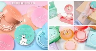 Moomin cushion perfume