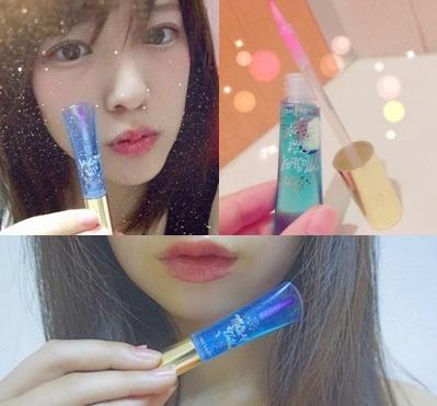 Missha The Style Neon Tint Gloss
