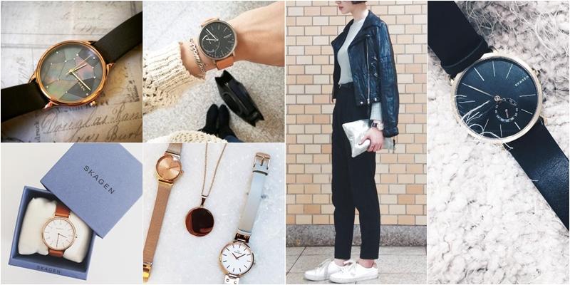 """ฮิตสุดๆ ในญี่ปุ่น นาฬิกา """"SKAGEN"""" สวยเฉียบ เรียบ เก๋"""