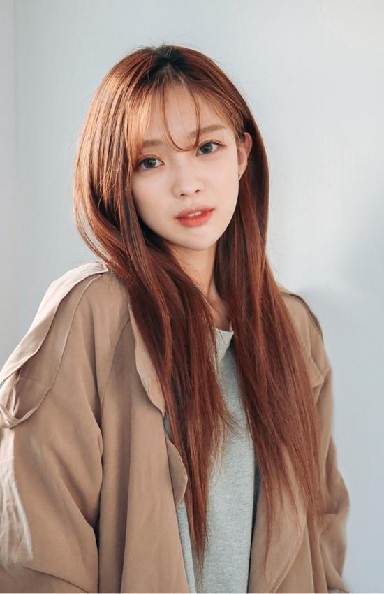25 ทรงผมหน้าม้าซีทรู ดูดี น่ารัก แบบสาวเกาหลี Akerufeed