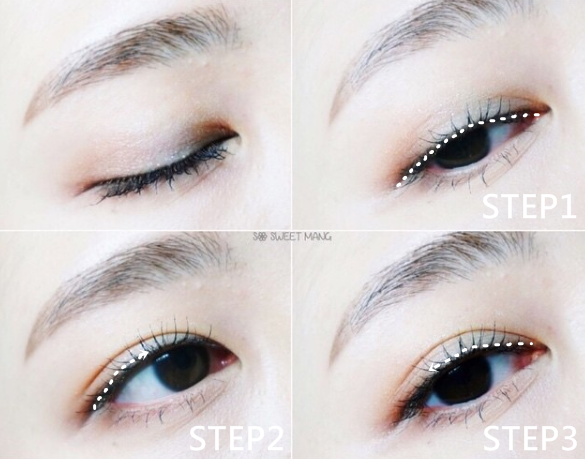 how to paint liner