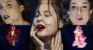 ขวัญ อุษามณี เปิดตัว UZI Cosmetic กับลิปสติกสีสันสุดแซ่บที่สาวๆต้องมี!!