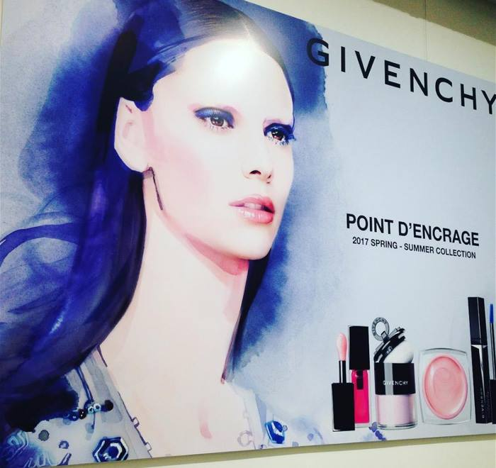 Givenchy-Spring-Summer-2017-Point-Dencrage-Collection