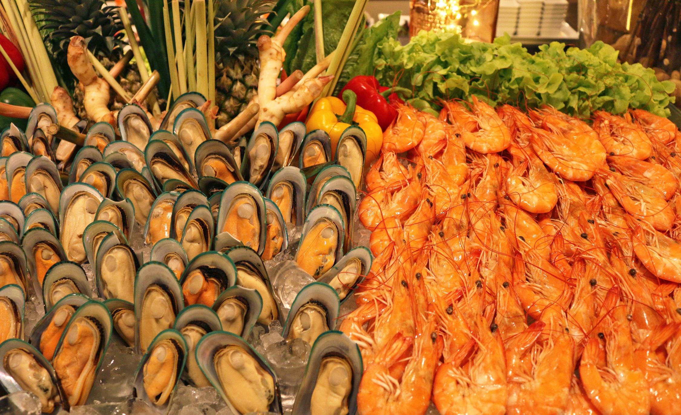ibis Riverside Seafood - 2