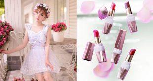 lip cherry blossom dhc