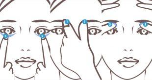 กดจุดที่ดวงตา8
