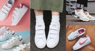 6 แฟชั่นรองเท้าผ้าใบที่สาวๆ ควรมีไว้ครอบครอง