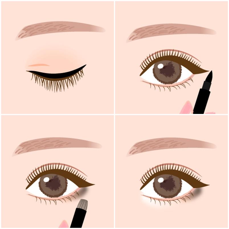 ulzzang makeup