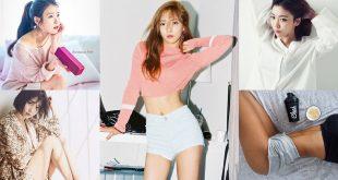 ทำไมพวกนางหุ่นดี!! ความลับของนักร้องสาวชาวเกาหลีเพียงเพราะดื่ม…