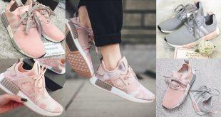 Adidas NMD PINK GRAY