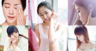 ความลับผิวใสของสาวเกาหลี เพียงแค่……..