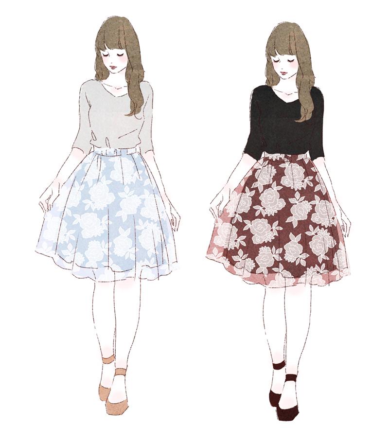 Sheer clothing