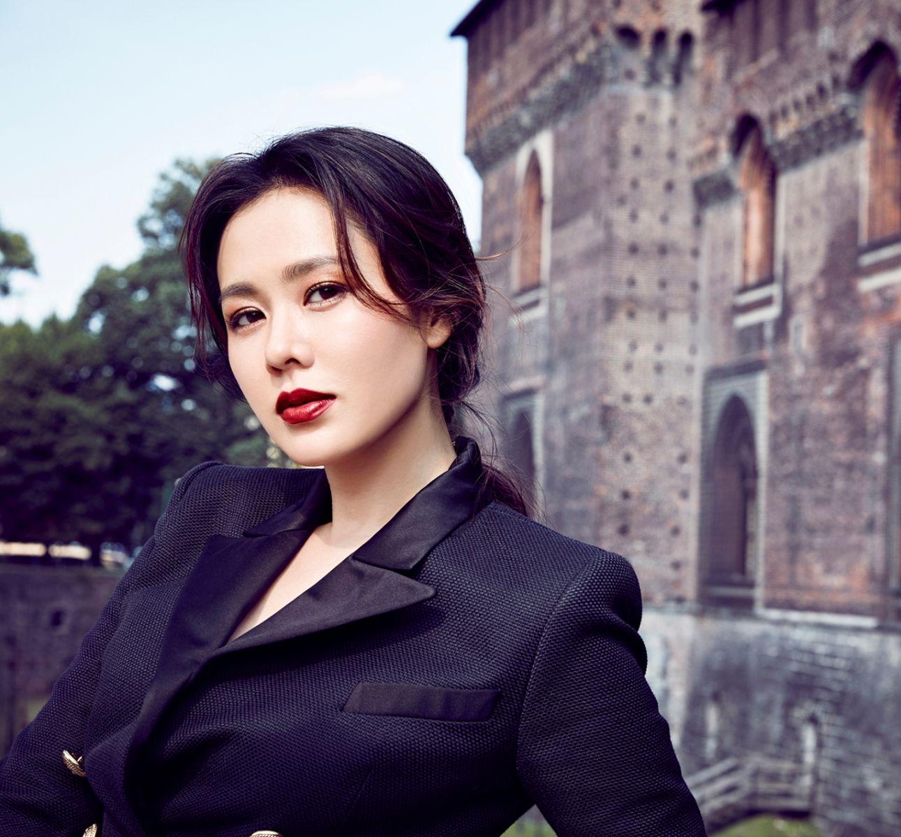 Son Ye Jin fashion capital