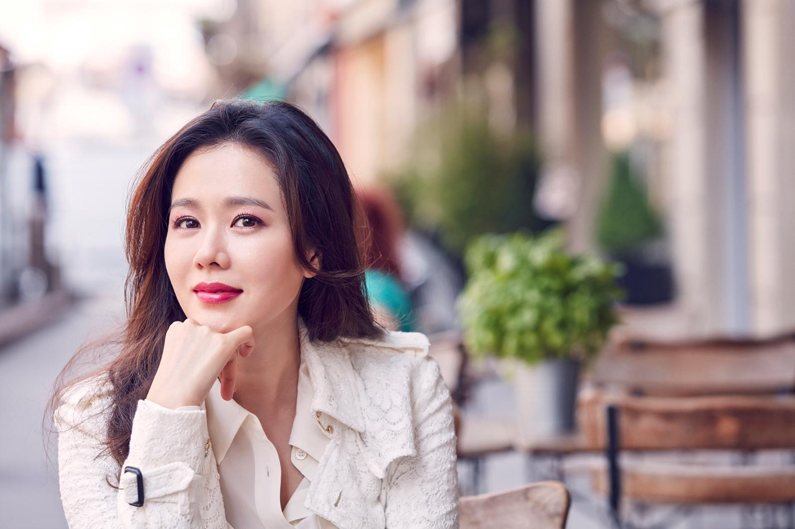 Son Ye Jin_romantic road