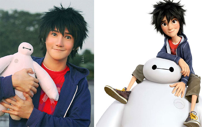 disney-cartoon-real-life-lookalikes-