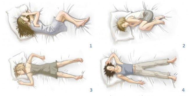 how i sleep