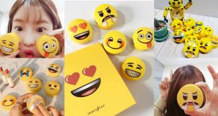 innisfree emoji packaging