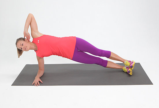 plank-side-crunch