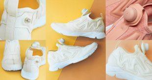 คูลสุดๆ! รองเท้าผ้าใบเป่าลม Reebok Pump Supreme Rilla