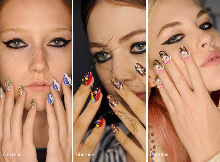 spring_summer_2017_nail_art_manicure_trends_3d_nail_art1