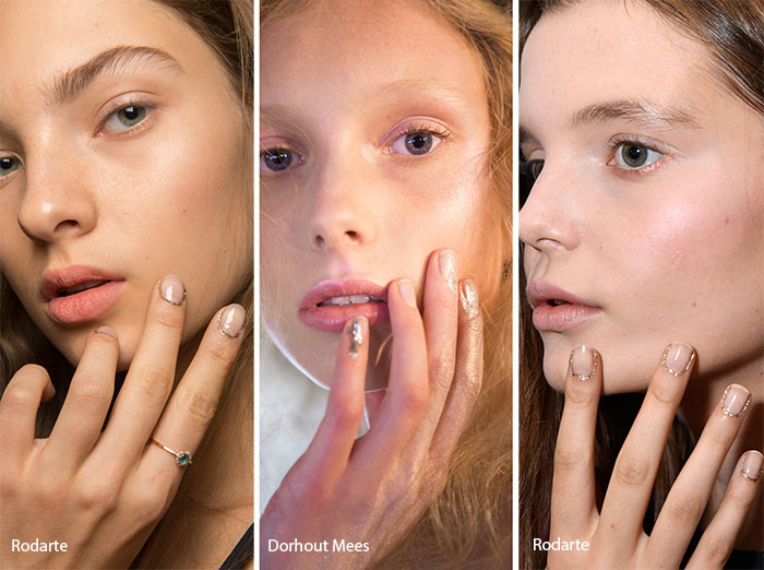 spring_summer_2017_nail_art_manicure_trends_glittering_nail_polish_on_the_cuticles