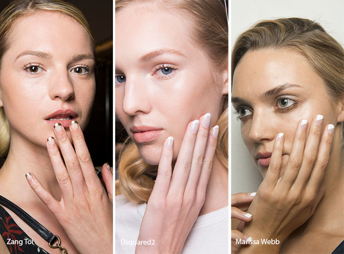 spring_summer_2017_nail_art_manicure_trends_modern_french_manicure1