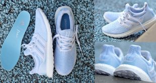 รองเท้าสีฟ้า