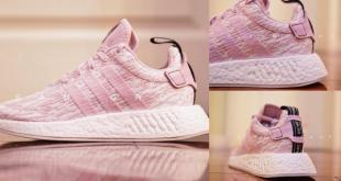 """Adidas NMD R2 """"Baby Pink"""" กลับมาอีกครั้ง กับเฉดสีใหม่ที่ทุกคนต้องเลิฟ"""