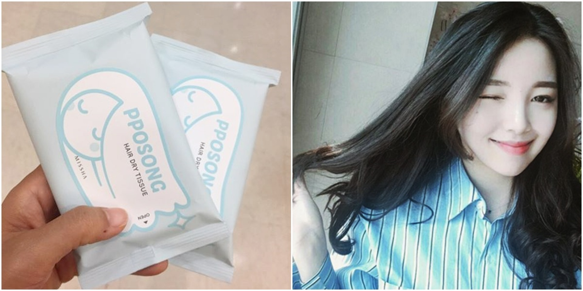 Hair Dry Tissue